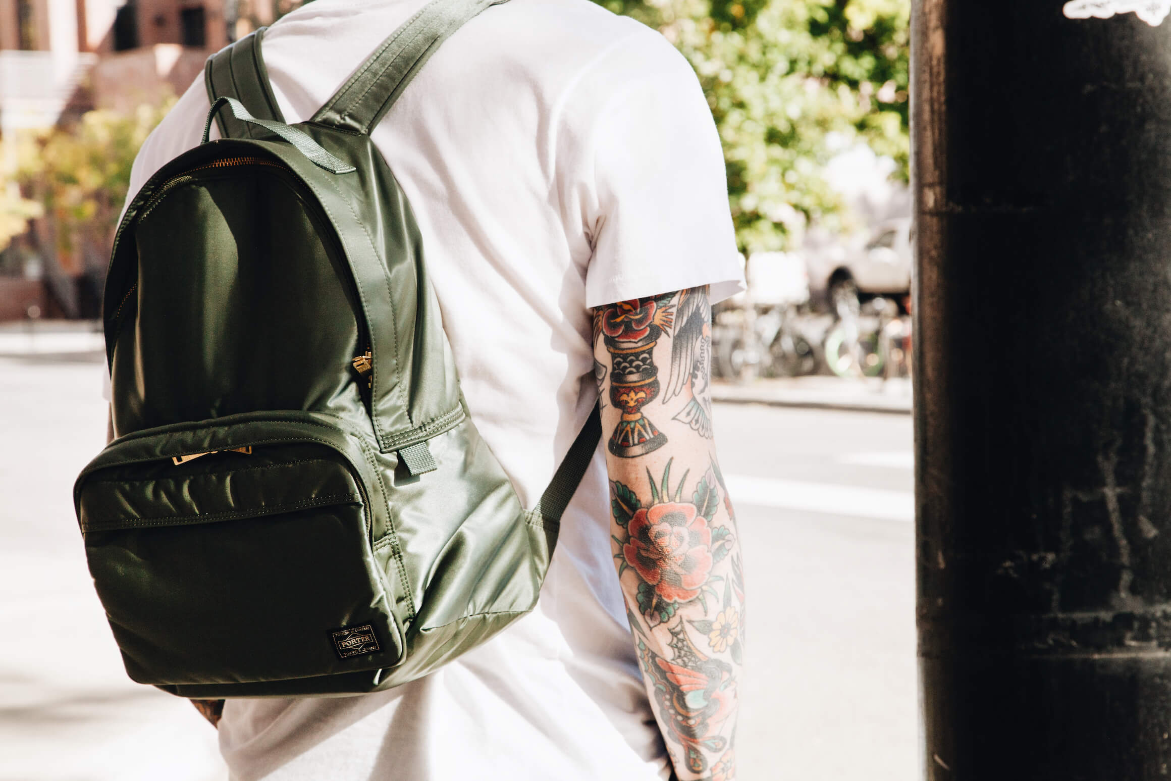 porter yoshida and co day pack