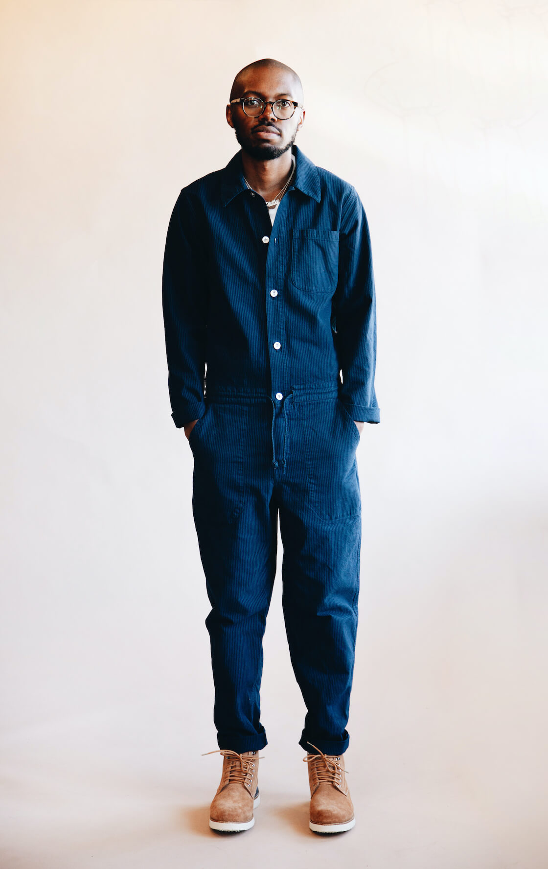 you must create string jumpsuit and visvim virgil boots folk on body