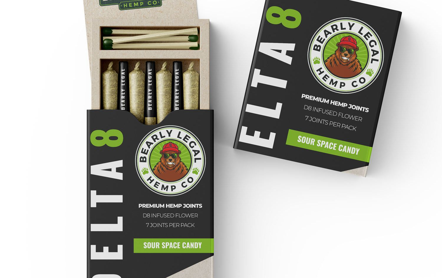 Delta 8 Hemp Joints