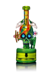 Illuzion Glass Galleries 2017 Annual 420 Party Collaboration Vapor Bubbler