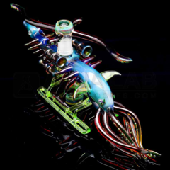 """Burtoni & Euphoria """"Squid Chopper"""" Hybrid"""