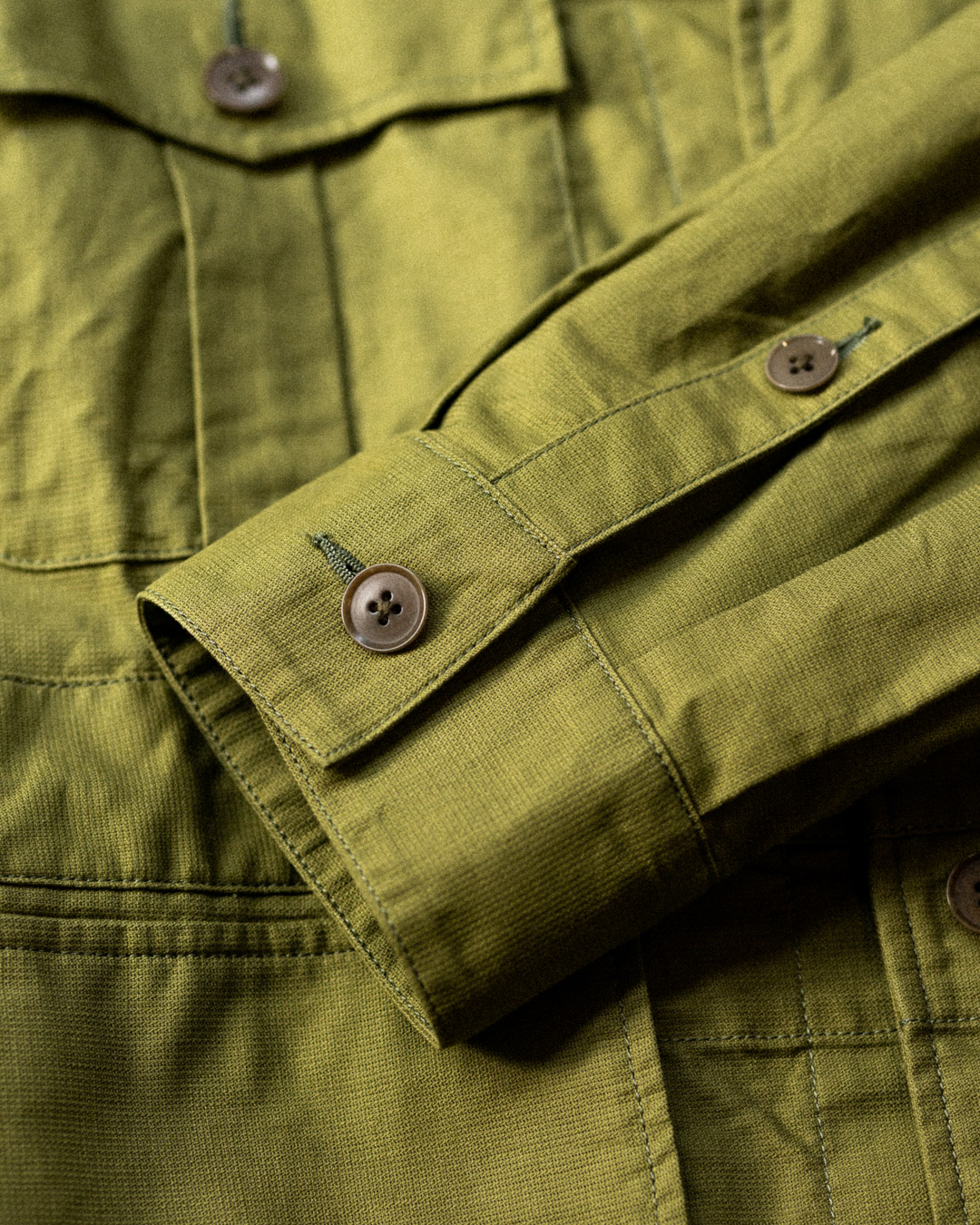 SOUNDMAN 643M-906N WHITBY JACKET OLIVE - CLUTCH CAFE  LONDON