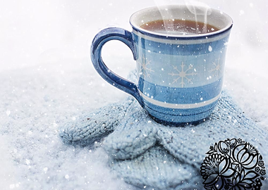 Winter Wonderland - Cinnamon and Ginger Tea