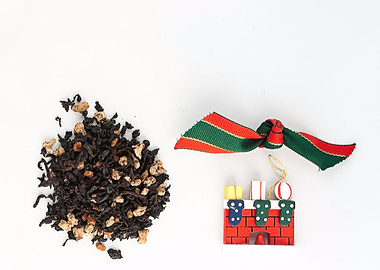 Holiday Spice - Chocolate and Cinnamon Black Tea