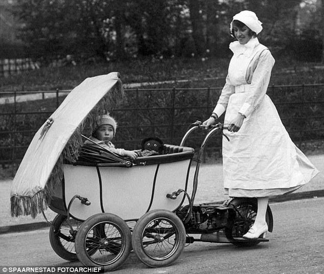 smart parenting stroller edition