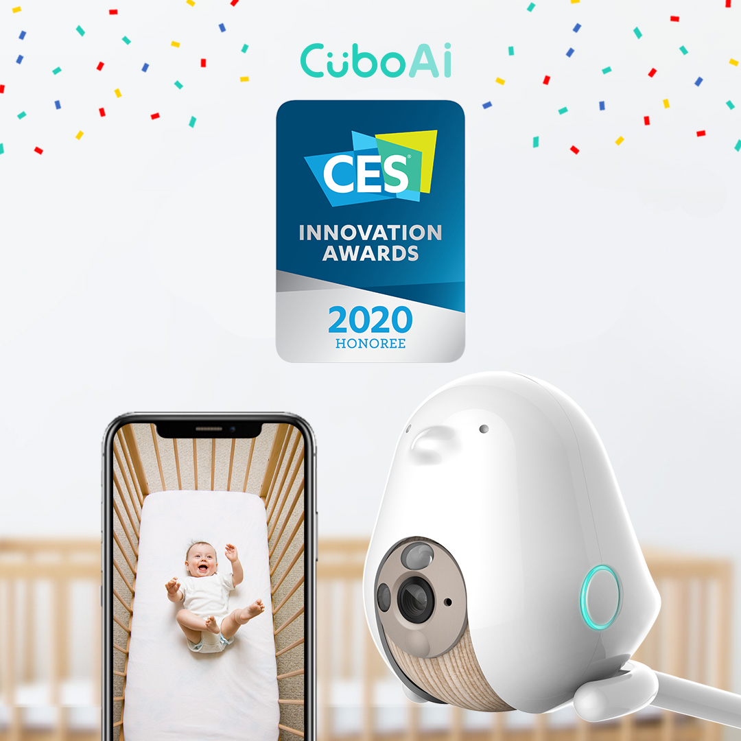 Cubo Ai 2020 CES Innovation award