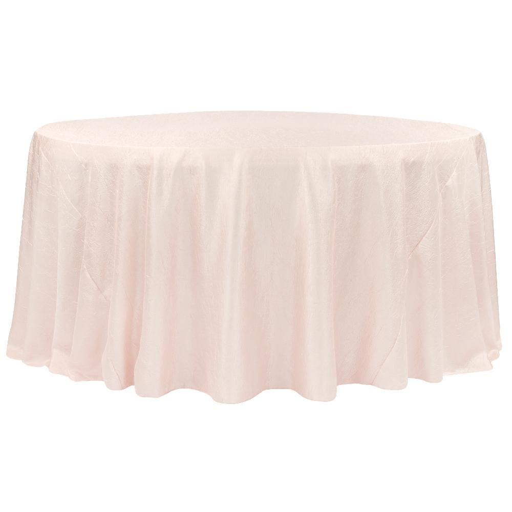 Crushed Taffeta Tablecloths