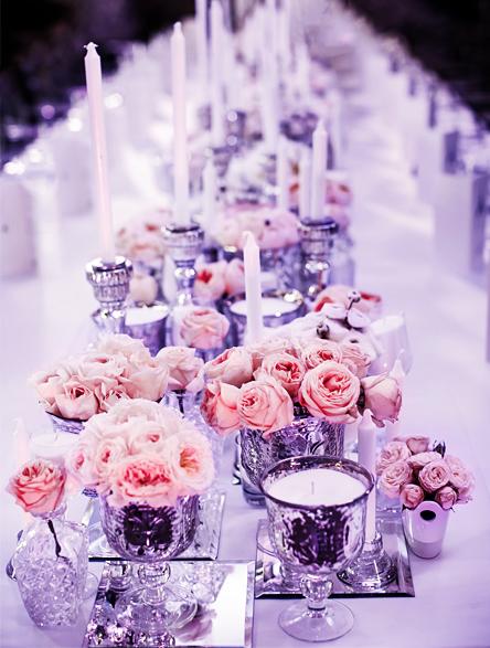 Trending Dusty Rose Wedding Color Palettes