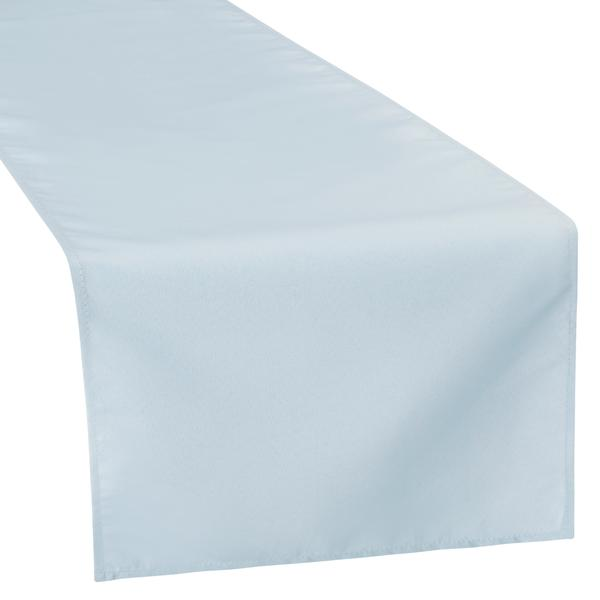 Polyester Table Runner - Dusty Blue