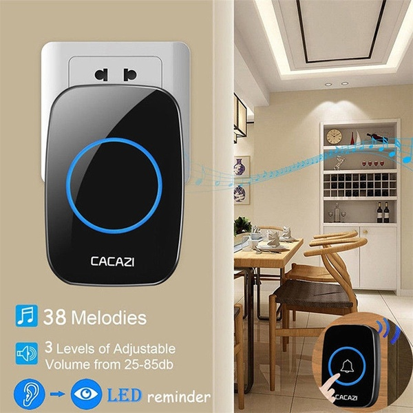 Door Alarm Wireless