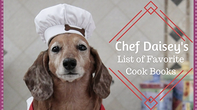 List of Favorite Cookbooks for Healthy Dogs & Cats