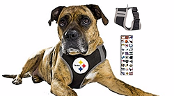 Sports Themed Pet Harnesses