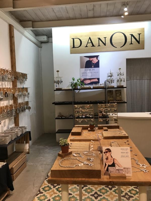 Danon - חנות תכשיטים לאישה בשוק הפשפשים