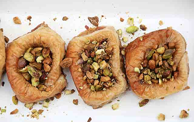 Date Lady Blog Recipe Vegan Birds Next Baklava by the jaroudis