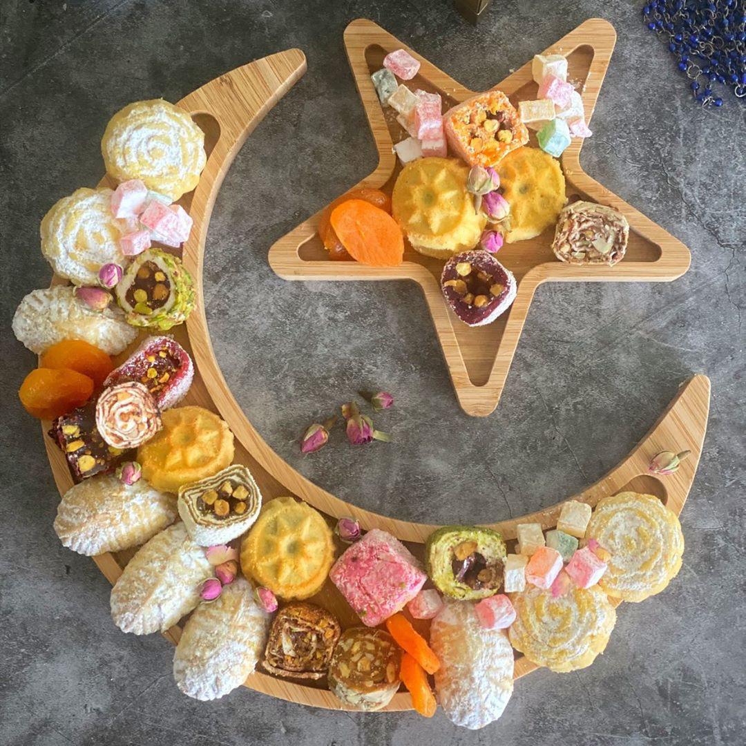 Eid Dessert Platter, Days of Eid