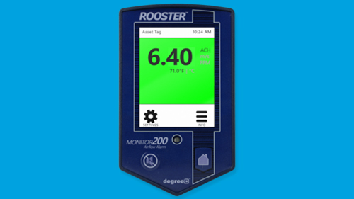 Rooster™ Monitor200