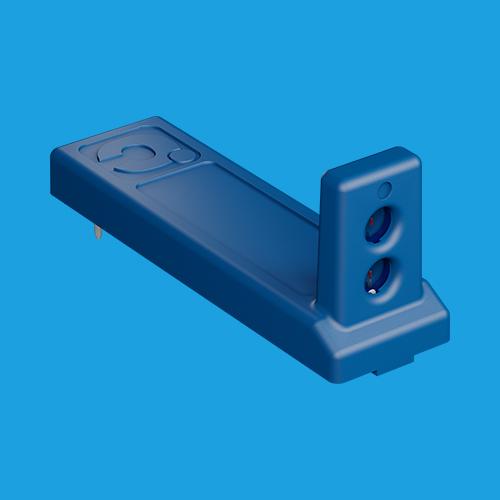 Horizontal PCB Air Flow Sensor