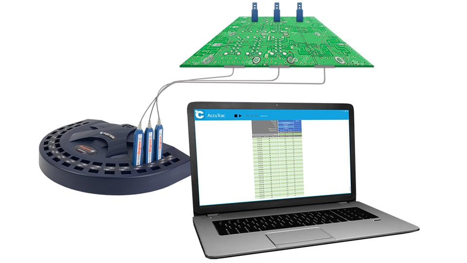 Air Temperature Sensor for Load Card Thermal Testing