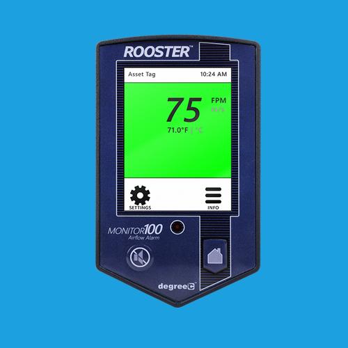 USP 800 Monitor