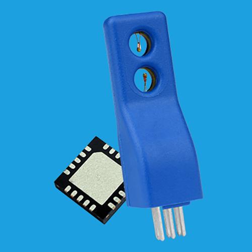 Reference Design PCB Air Flow Sensor
