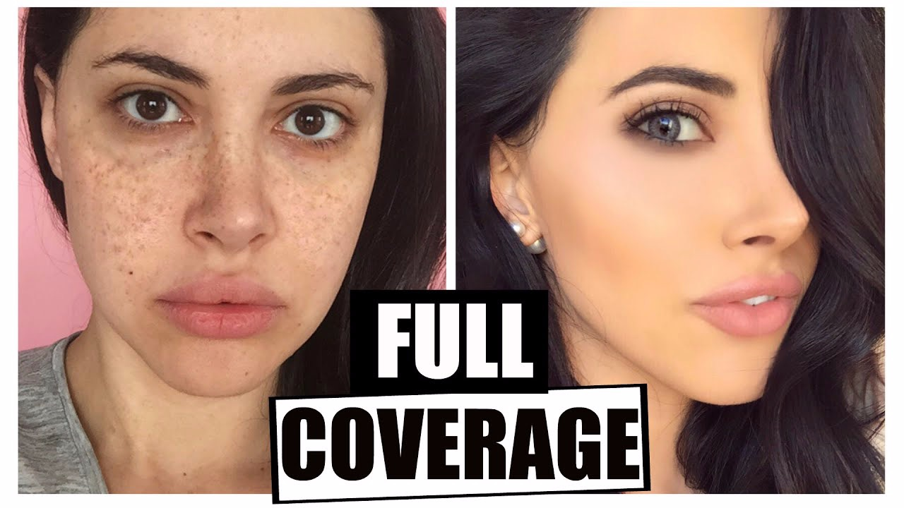 What Is The Best Full Coverage Liquid Foundation Dermacol Sf