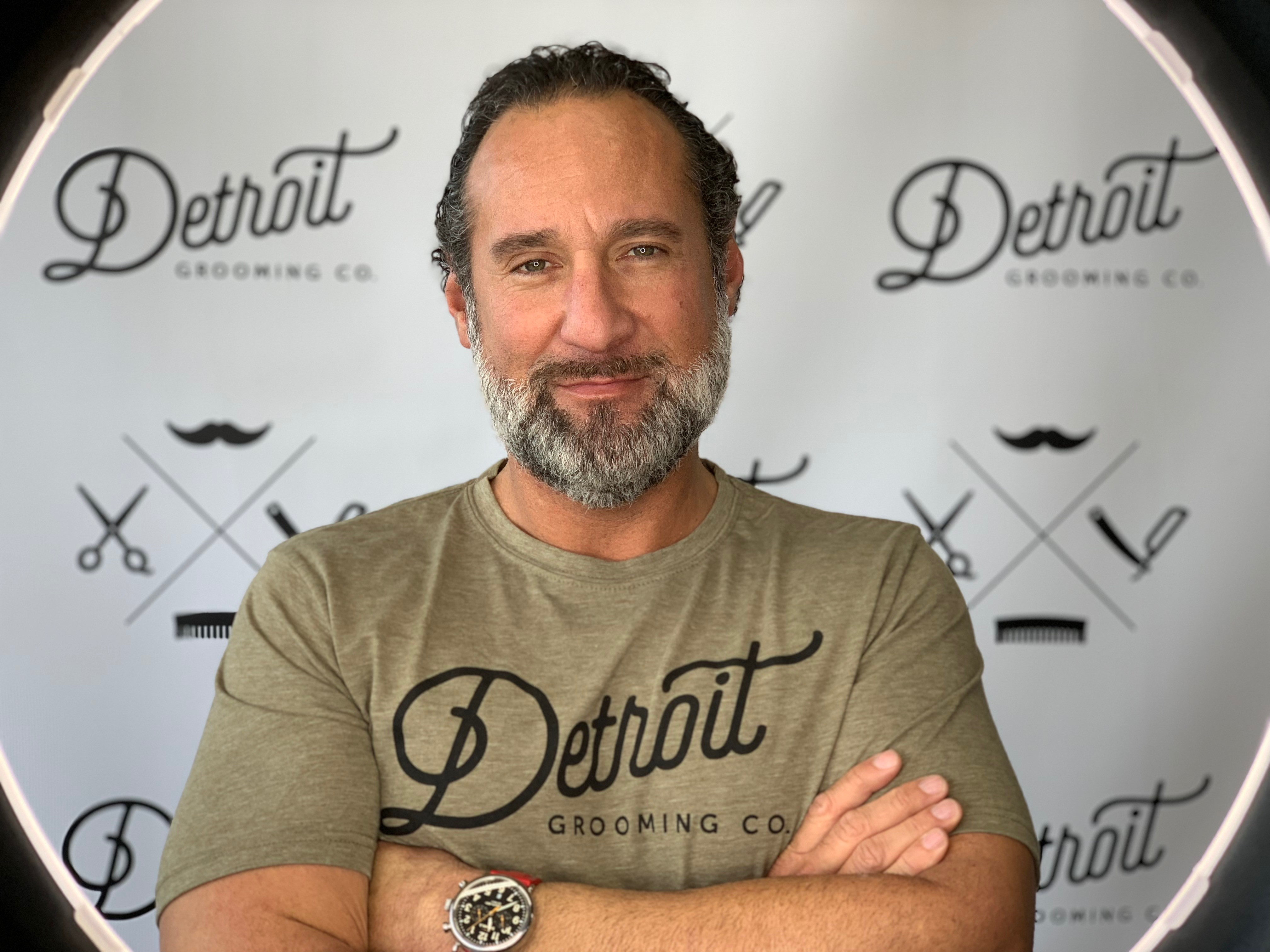Detroit Grooming Lou