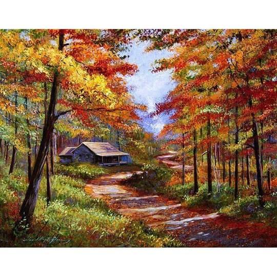 Malen Herbst