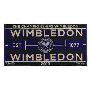 Official Wimbledon towel