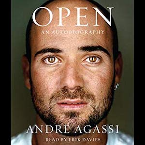 Cover of Open by Andre Agassi