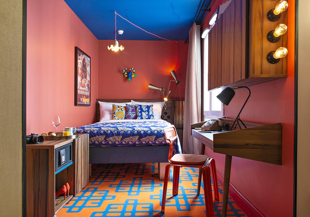 25Hours Hotel Terminus Nord Tour, the Most African Hotel in Paris? Africanité, Créolité, Mondialité