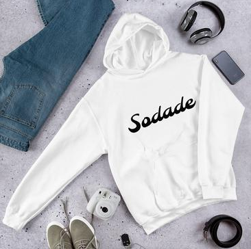 Sodade Unisex Hoodie | Cabo Verde Culture Couture