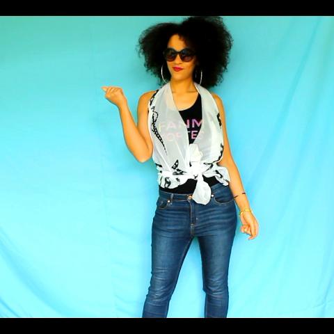 25 Scarf Fashion Hacks You Have To Try - Africanité, Créolité, Mondialité