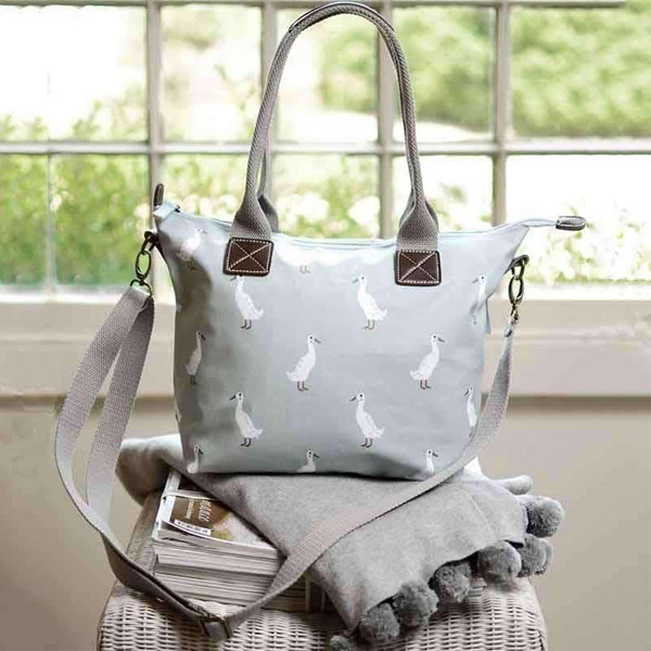 Sophie Allport Runner Duck Oilcloth Mini Oundle Bag