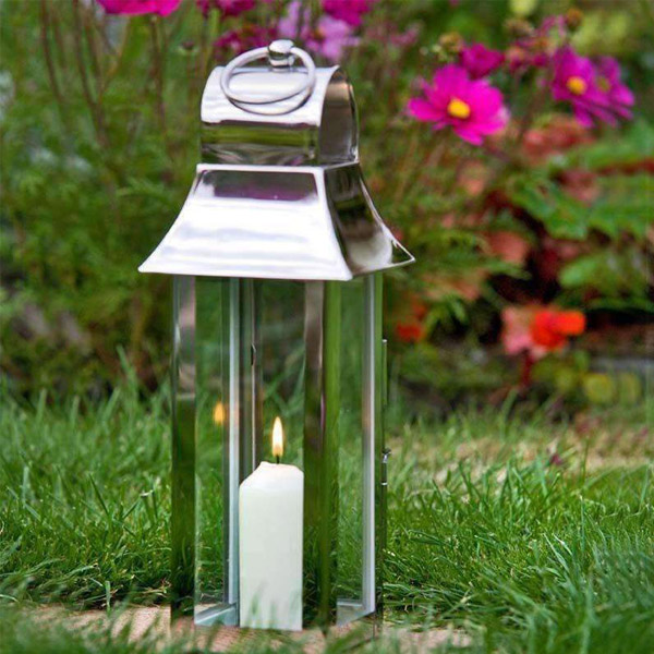 Stainless Steel Extra Small Tonto Lantern