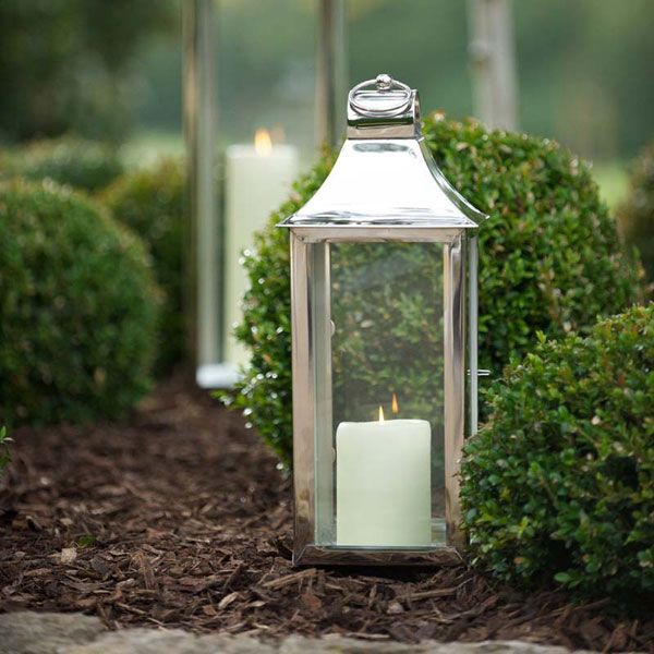 Stainless Steel Small Tonto Lantern