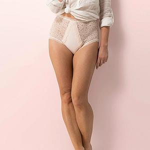 women's lace brief washable incontinence underwear
