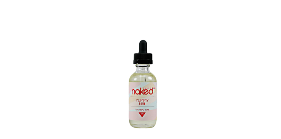 Yummy Gum E Juice by Naked 100 60ML