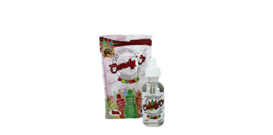 Patches E Juice by Candy Co Liquids 60ML