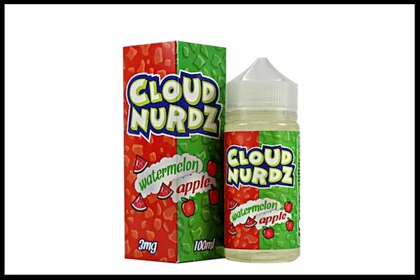 Watermelon Apple by Cloud Nurdz 100ML