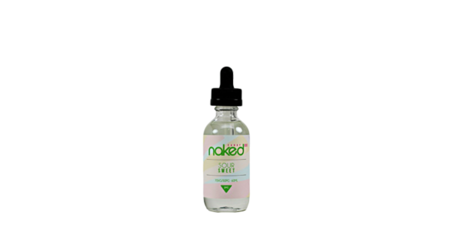Sour Sweet E Juice by Naked 100 60ML