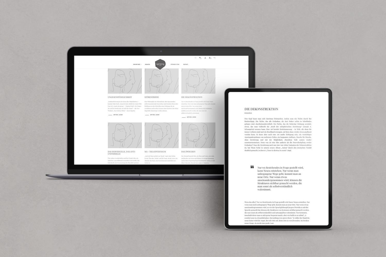 Aktuelles, Essays, Pensées und Brands im neuen Magazin | eigensinnig wien