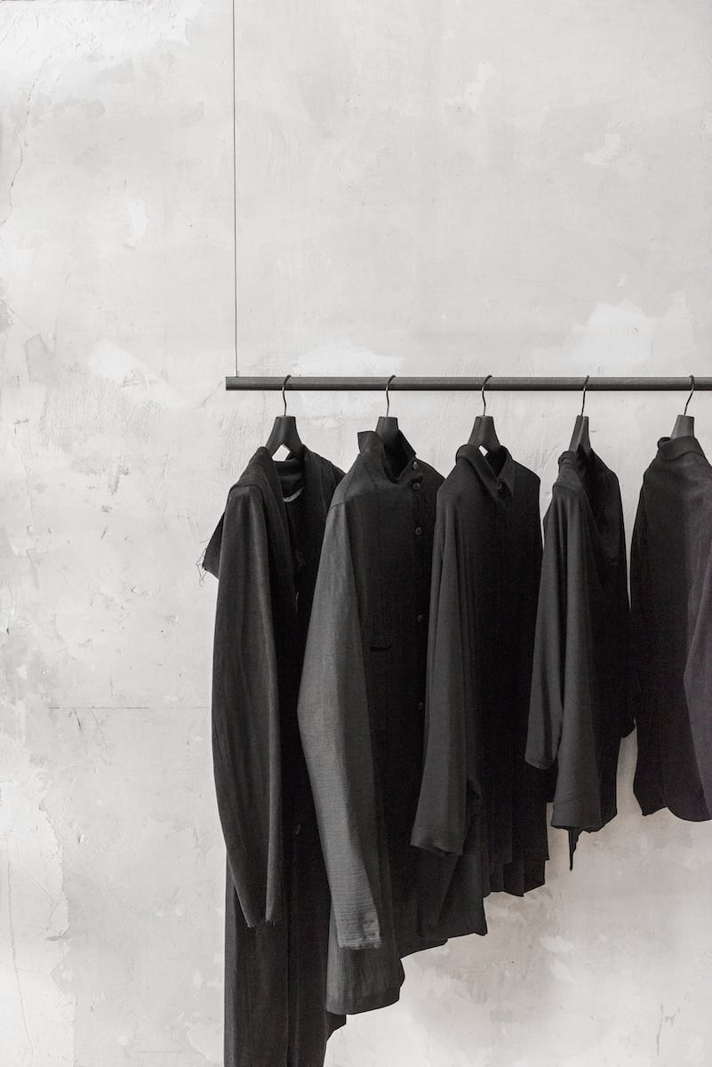 Designer Mode in schwarz für Damen und Herren | eigensinnig wien