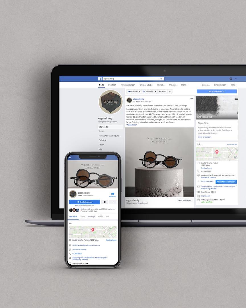 Facebook | eigensinnig wien