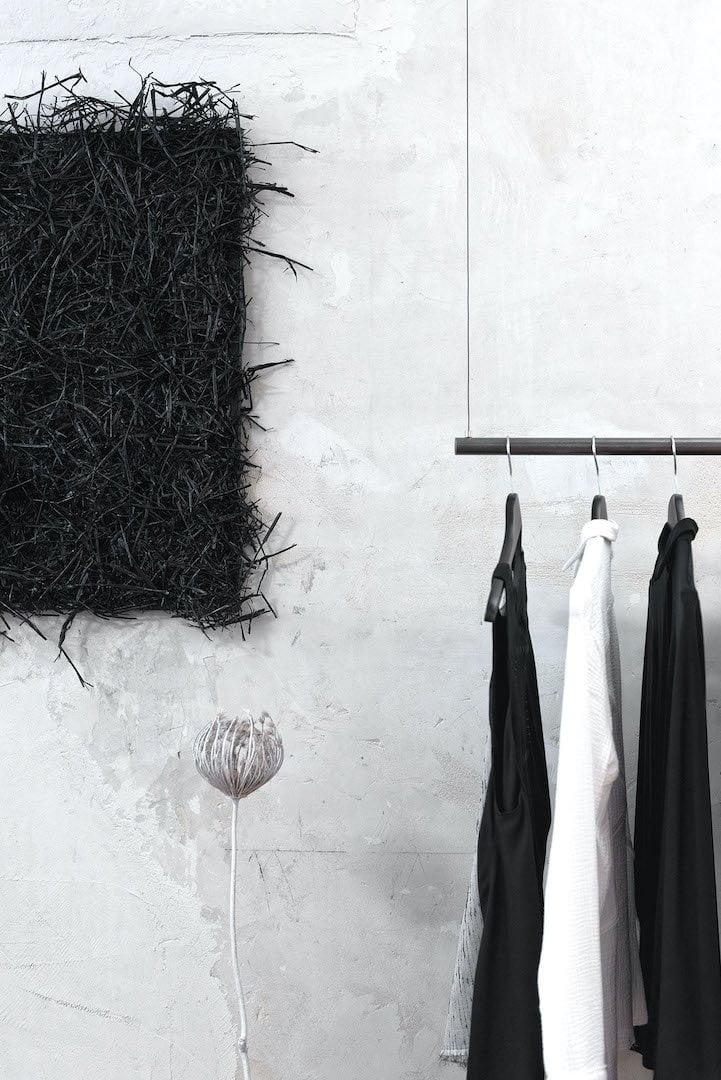 Kuratiertes Mode Design aus der Welt-Avantgarde - Mode in schwarz und weiß von Brands | eigensinnig wien
