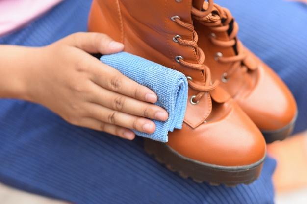 Machen Sie Ihre Schuhe