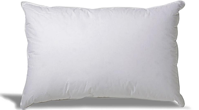 flat pillow how to get fluffy pillows eluxury. Black Bedroom Furniture Sets. Home Design Ideas