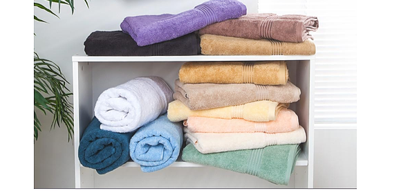 How To Roll Your Towels Like A Spa Eluxury