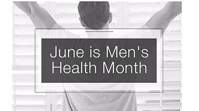MEN'S HEALTH MONTH: ARE YOU GETTING ENOUGH SLEEP?