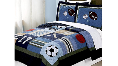 New Line of Kids Bedding