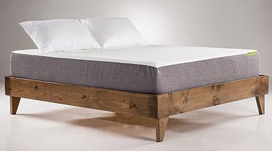 American-Made Platform Bed
